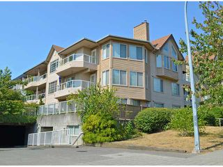 Photo 1: # 311 1009 HOWAY ST in New Westminster: Uptown NW Condo for sale : MLS®# V1139292