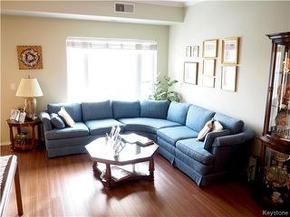 Photo 2: 307E 1780 Grant Av in Winnipeg: River Heights Condominium for sale (1D)  : MLS®# 1703121