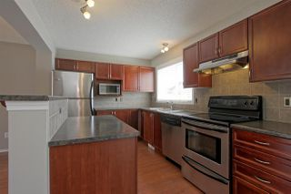 Photo 2: Terwillegar Town in Edmonton: Zone 14 House Half Duplex for sale : MLS®# E4104465