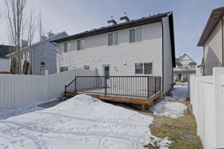Photo 16: Terwillegar Town in Edmonton: Zone 14 House Half Duplex for sale : MLS®# E4104465