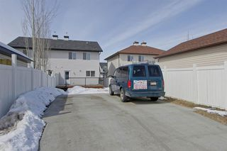 Photo 17: Terwillegar Town in Edmonton: Zone 14 House Half Duplex for sale : MLS®# E4104465