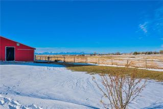 Photo 35: 498237 Meridian ST: Rural Foothills M.D. House for sale : MLS®# C4171651
