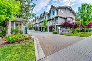 "Photo 1: 9 3395 GALLOWAY Avenue in Coquitlam: Burke Mountain Townhouse for sale in ""Wynwood"" : MLS®# R2389114"