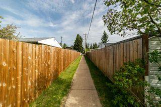 Photo 30: 36 SALISBURY Avenue: St. Albert House for sale : MLS®# E4170772