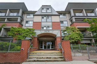 Photo 1: 215 2478 SHAUGHNESSY Street in Port Coquitlam: Central Pt Coquitlam Condo for sale : MLS®# R2403633