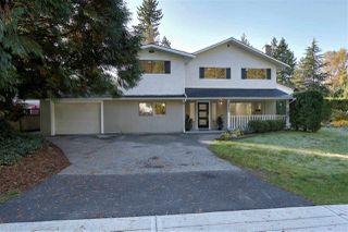 Photo 1: 3660 MCRAE Crescent in Port Coquitlam: Woodland Acres PQ House for sale : MLS®# R2411561