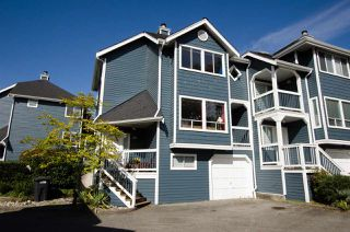 Main Photo: 2309 RIVERWOOD WAY in Vancouver: South Marine Townhouse for sale (Vancouver East)  : MLS®# R2410470