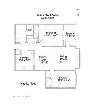 """Photo 13: 219 12639 NO. 2 Road in Richmond: Steveston South Condo for sale in """"Nautica South"""" : MLS®# R2442593"""