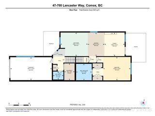 Photo 9: 47 700 Lancaster Way in COMOX: CV Comox (Town of) Row/Townhouse for sale (Comox Valley)  : MLS®# 839807