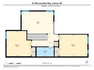 Photo 8: 47 700 Lancaster Way in COMOX: CV Comox (Town of) Row/Townhouse for sale (Comox Valley)  : MLS®# 839807