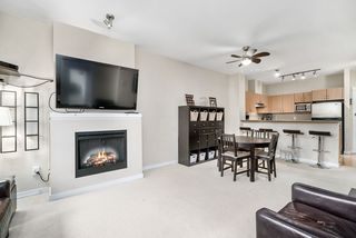"Photo 4: 402 4723 DAWSON Street in Burnaby: Brentwood Park Condo for sale in ""COLLAGE"" (Burnaby North)  : MLS®# R2465101"