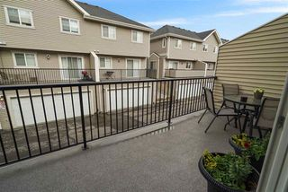 Photo 27: 10 675 ALBANY Way in Edmonton: Zone 27 Townhouse for sale : MLS®# E4202256