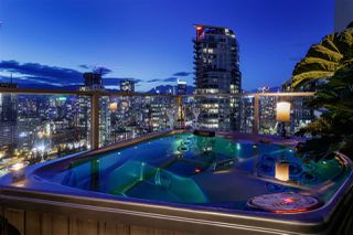 "Photo 32: 3701 1495 RICHARDS Street in Vancouver: Yaletown Condo for sale in ""Azura II"" (Vancouver West)  : MLS®# R2474981"