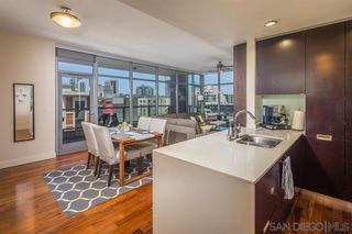 Photo 2: DOWNTOWN Condo for rent : 2 bedrooms : 575 6th #602 in San Diego