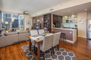 Photo 5: DOWNTOWN Condo for rent : 2 bedrooms : 575 6th #602 in San Diego