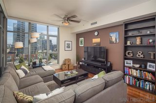 Photo 3: DOWNTOWN Condo for rent : 2 bedrooms : 575 6th #602 in San Diego