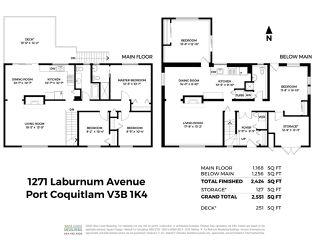Photo 35: 1271 LABURNUM Avenue in Port Coquitlam: Birchland Manor House for sale : MLS®# R2506367