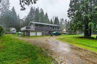 Photo 1: 11554 280 Street in Maple Ridge: Whonnock House for sale : MLS®# R2510924