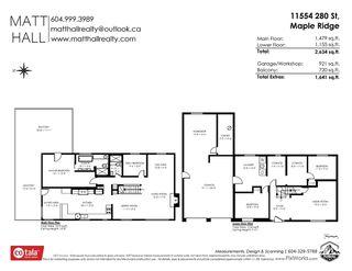 Photo 40: 11554 280 Street in Maple Ridge: Whonnock House for sale : MLS®# R2510924