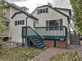 Main Photo: 7416 106 Street in Edmonton: Zone 15 House for sale : MLS®# E4218866