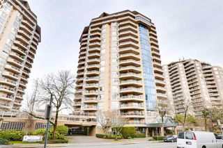 "Photo 1: 602 1235 QUAYSIDE Drive in New Westminster: Quay Condo for sale in ""The Riviera"" : MLS®# R2527928"
