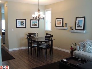 "Photo 4: 54 8655 159TH Street in Surrey: Fleetwood Tynehead Townhouse for sale in ""SPRINGFIELD COURT"" : MLS®# F1218324"