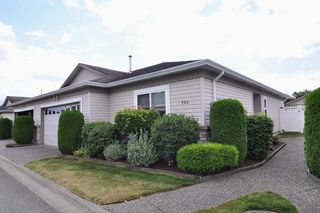 "Photo 1: 204 8485 YOUNG Road in Chilliwack: Chilliwack W Young-Well Townhouse for sale in ""HAZELWOOD GROVE"" : MLS®# H1203476"