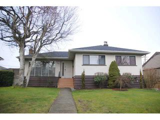 Main Photo: 1057 W 49TH Avenue in Vancouver: South Granville House for sale (Vancouver West)  : MLS®# V989380
