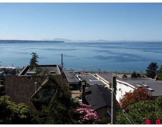 Photo 1: 1349 OXFORD Street in South Surrey White Rock: White Rock Home for sale ()  : MLS®# F2911943