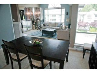 """Photo 2: 304 19121 FORD Road in Pitt Meadows: Central Meadows Condo for sale in """"EDGEFORD"""" : MLS®# V1007728"""
