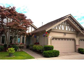 Photo 1: # 53 5221 OAKMOUNT CR in Burnaby: Oaklands Townhouse for sale (Burnaby South)  : MLS®# V897099