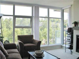 """Main Photo: 1002 2289 YUKON Crescent in Burnaby: Brentwood Park Condo for sale in """"WATERCOLOURS"""" (Burnaby North)  : MLS®# V1021940"""