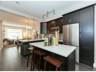 Photo 1: # 39 19525 73RD AV in Surrey: Clayton Condo for sale (Cloverdale)  : MLS®# F1422602