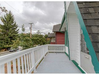 Photo 19: 511 GARFIELD ST in New Westminster: The Heights NW House for sale : MLS®# V1137761
