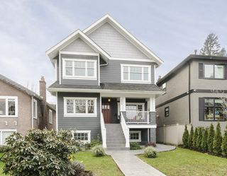 Photo 1: 596 W 24 AVENUE in Vancouver: Cambie House for sale (Vancouver West)  : MLS®# R2037690