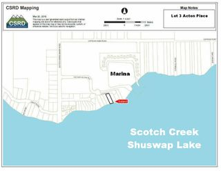 Photo 9: Lot 3 Acton Place: Scotch Creek Vacant Land for sale (Shuswap Lake)  : MLS®# 10164583