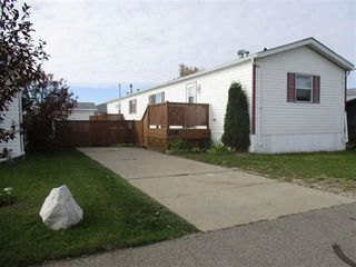 Photo 1: 1452 Lakeland Village Boulevard: Sherwood Park Mobile for sale : MLS®# E4190573