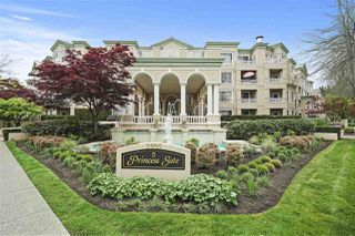 """Main Photo: 427 2995 PRINCESS Crescent in Coquitlam: Canyon Springs Condo for sale in """"Princess Gate"""" : MLS®# R2452906"""