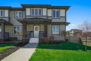 Photo 2: 25 ABBEY Road: Sherwood Park House Half Duplex for sale : MLS®# E4197898