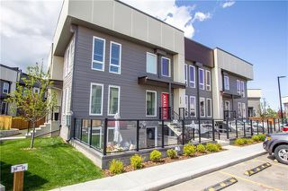 Photo 1: 405 338 Seton Circle SE in Calgary: Seton Row/Townhouse for sale : MLS®# C4301439