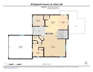 Photo 48: 26 HIGHLAND Crescent: St. Albert House for sale : MLS®# E4207499