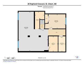 Photo 50: 26 HIGHLAND Crescent: St. Albert House for sale : MLS®# E4207499