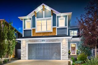 Photo 1: 90 West Grove Point SW in Calgary: West Springs Detached for sale : MLS®# A1025955