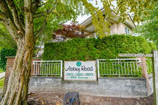 "Photo 31: 20 15875 84 Avenue in Surrey: Fleetwood Tynehead Townhouse for sale in ""ABBEY ROAD"" : MLS®# R2491584"