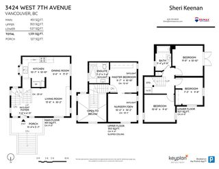 Photo 30: 3424 W 7TH Avenue in Vancouver: Kitsilano House 1/2 Duplex for sale (Vancouver West)  : MLS®# R2509368