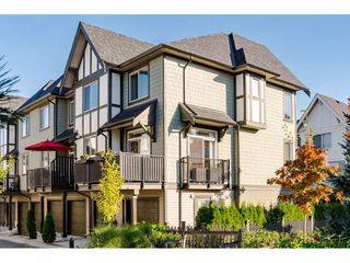 """Photo 1: 130 8138 204 Street in Langley: Willoughby Heights Townhouse for sale in """"Ashbury and Oak"""" : MLS®# R2510885"""