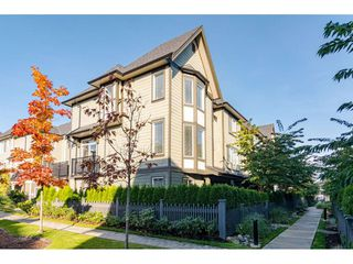 """Photo 2: 130 8138 204 Street in Langley: Willoughby Heights Townhouse for sale in """"Ashbury and Oak"""" : MLS®# R2510885"""