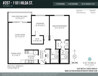 Photo 20: 207 1101 Hilda St in : Vi Fairfield West Condo for sale (Victoria)  : MLS®# 859574