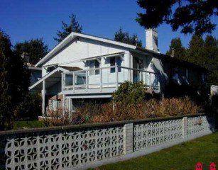 Photo 1: 15459 Pacific Avenue: White Rock Home for sale ()  : MLS®# F2602915