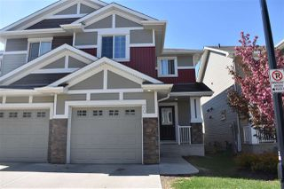 Main Photo: 20 5317 3 Avenue in Edmonton: Zone 53 House Half Duplex for sale : MLS®# E4225446